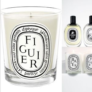 Mini Diptyque Candle